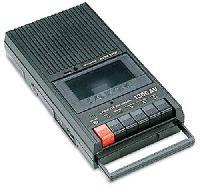 Audio Cassette Recorder