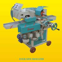Four Side Moulding Machines