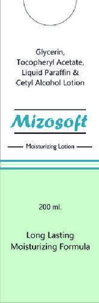 Mizosoft 200 ml Moisturizing Lotion