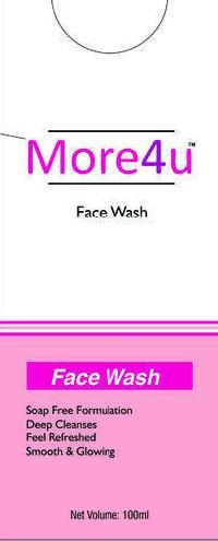 More4u Face Wash