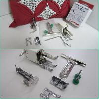 Computerized Embroidery Machine Accessories