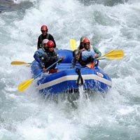 Rishikesh Rafting And Camping Tour Package