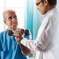 In Home Physiotherapist Visit Services