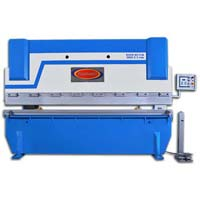 NC Control Hydraulic Press Brake