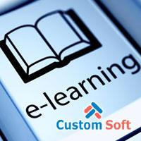 Customized Software For  E-learning India