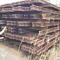 Used Rail Scraps