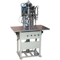 Automatic Aerosol Filling Machine