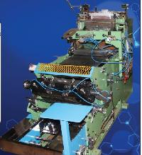 Automatic Grid Casting Machine
