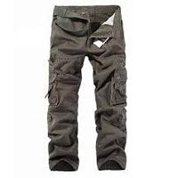 Mens Cargo Jeans