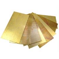 Naval Brass Plates