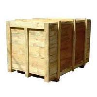 Oak Wooden Box