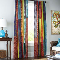 Patchwork Curtains