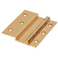 Brass L Hinges