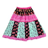 Printed Cotton Skirts