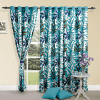 Printed Curtains