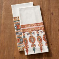 Printed Tea Towel