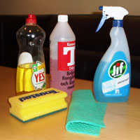 Cleaning Detergent