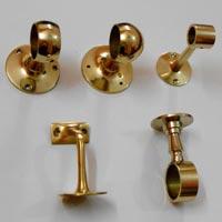 Brass Handrail Brackets