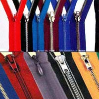 Colored Zipper