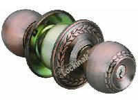 Cylindrical Door Lock
