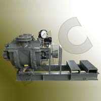 Double Stage Vacuum Pump