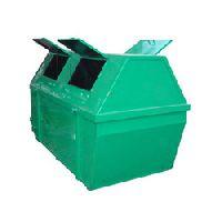 Dumper Placer Container