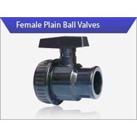Female Ball Valves