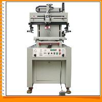 Flat Bed Screen Printing Machine