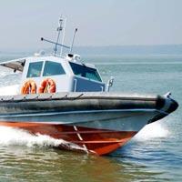 Frp Speed Boat