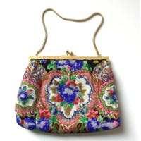 Glass Beaded Bags