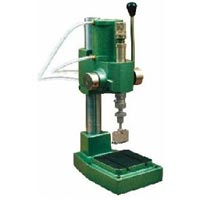 Hand Operated Impact Press