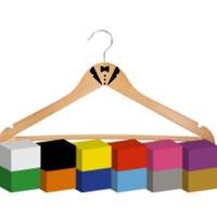Hanger Sticker