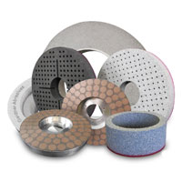 Abrasives & Grains