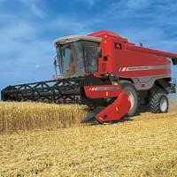 Harvesting Machine