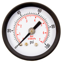 Measurement Gauges & Fittings