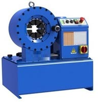 Hose Pipe Crimping Machine