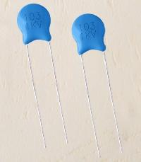 High Voltage Ceramic Capacitors
