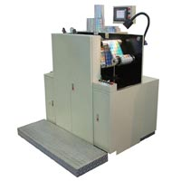 Holographic Embossing Machine