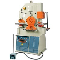 Hydraulic Ironworker Machine