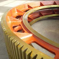 Industrial Girth Gears