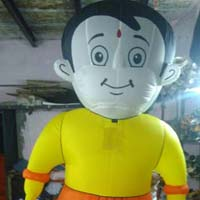 Inflatable Cartoons
