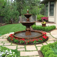 Landscape Fountain
