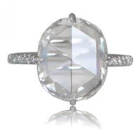 Rose Cut Diamond Jewelry