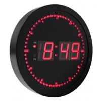 Led Wall Clocks