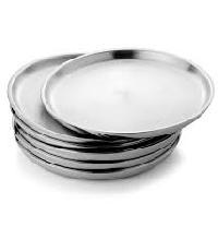 Steel Dinner Plates