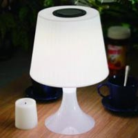 Solar Table Lamps