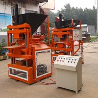 Soil Block Making Machine