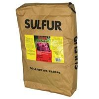Sulfur Fertilizer