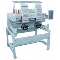 Mixed Embroidery Machines