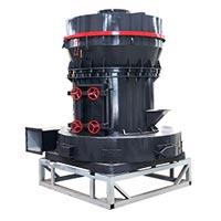 Medium Speed Trapezium Mill